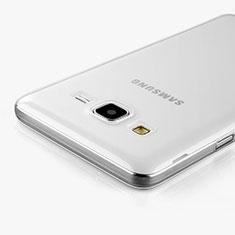 Coque Ultra Fine Silicone Souple Transparente pour Samsung Galaxy On5 Pro Clair