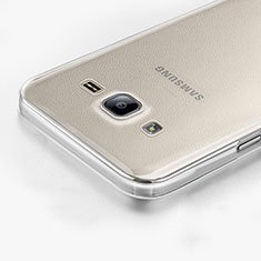 Coque Ultra Fine Silicone Souple Transparente pour Samsung Galaxy On7 Pro Clair