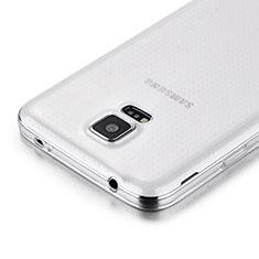Coque Ultra Fine Silicone Souple Transparente pour Samsung Galaxy S5 Duos Plus Clair