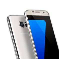 Coque Ultra Fine Silicone Souple Transparente pour Samsung Galaxy S7 G930F G930FD Clair