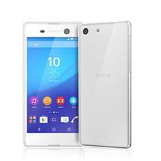 Coque Ultra Fine Silicone Souple Transparente pour Sony Xperia M5 Clair