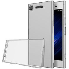 Coque Ultra Fine Silicone Souple Transparente pour Sony Xperia XZ1 Clair