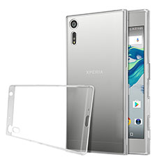 Coque Ultra Fine Silicone Souple Transparente pour Sony Xperia XZs Clair