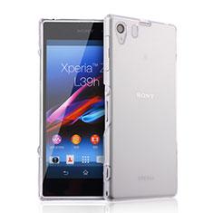 Coque Ultra Fine Silicone Souple Transparente pour Sony Xperia Z1 L39h Clair