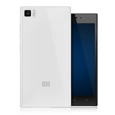 Coque Ultra Fine Silicone Souple Transparente pour Xiaomi Mi 3 Clair
