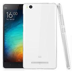 Coque Ultra Fine Silicone Souple Transparente pour Xiaomi Mi 4C Clair