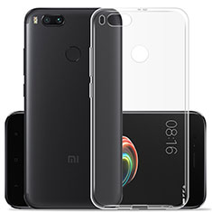 Coque Ultra Fine Silicone Souple Transparente pour Xiaomi Mi 5X Clair