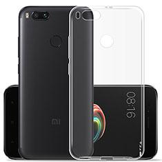 Coque Ultra Fine Silicone Souple Transparente pour Xiaomi Mi A1 Clair