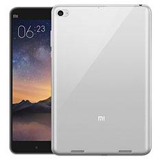 Coque Ultra Fine Silicone Souple Transparente pour Xiaomi Mi Pad 3 Clair
