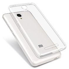 Coque Ultra Fine Silicone Souple Transparente pour Xiaomi Redmi Note 2 Clair