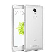 Coque Ultra Fine Silicone Souple Transparente pour Xiaomi Redmi Note 3 MediaTek Clair
