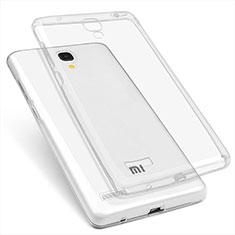 Coque Ultra Fine Silicone Souple Transparente pour Xiaomi Redmi Note Clair
