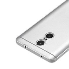 Coque Ultra Fine Silicone Souple Transparente pour Xiaomi Redmi Pro Clair