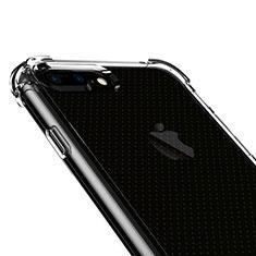 Coque Ultra Fine Silicone Souple Transparente T06 pour Apple iPhone 7 Plus Clair