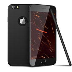 Coque Ultra Fine Silicone Souple U15 pour Apple iPhone 6S Noir