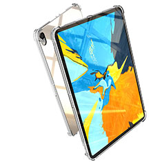 Coque Ultra Fine TPU Souple Housse Etui Transparente H01 pour Apple iPad Pro 11 (2018) Clair