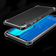 Coque Ultra Fine TPU Souple Housse Etui Transparente H01 pour Huawei Enjoy Max Clair
