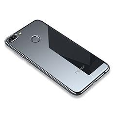 Coque Ultra Fine TPU Souple Housse Etui Transparente H01 pour Huawei Honor 9i Gris