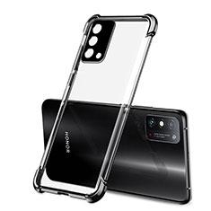 Coque Ultra Fine TPU Souple Housse Etui Transparente H01 pour Huawei Honor X10 Max 5G Noir