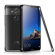 Coque Ultra Fine TPU Souple Housse Etui Transparente H01 pour Huawei Mate 10 Pro Noir