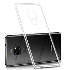 Coque Ultra Fine TPU Souple Housse Etui Transparente H01 pour Huawei Mate 20 Clair