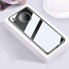 Coque Ultra Fine TPU Souple Housse Etui Transparente H01 pour Huawei Mate 30 5G Noir