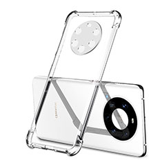 Coque Ultra Fine TPU Souple Housse Etui Transparente H01 pour Huawei Mate 40 Pro+ Plus Clair