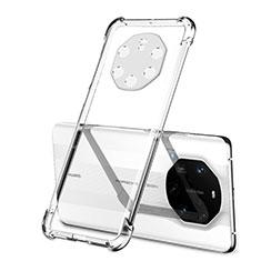 Coque Ultra Fine TPU Souple Housse Etui Transparente H01 pour Huawei Mate 40 RS Clair