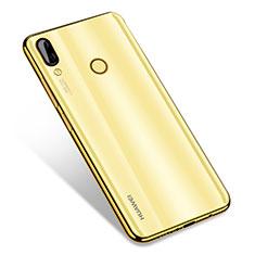 Coque Ultra Fine TPU Souple Housse Etui Transparente H01 pour Huawei Nova 3 Or