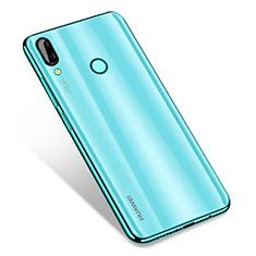 Coque Ultra Fine TPU Souple Housse Etui Transparente H01 pour Huawei Nova 3 Vert