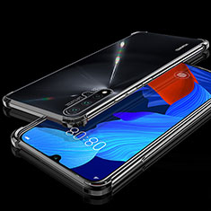 Coque Ultra Fine TPU Souple Housse Etui Transparente H01 pour Huawei Nova 5 Pro Noir