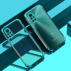 Coque Ultra Fine TPU Souple Housse Etui Transparente H01 pour Huawei Nova 8 Pro 5G Vert