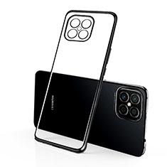 Coque Ultra Fine TPU Souple Housse Etui Transparente H01 pour Huawei Nova 8 SE 5G Noir