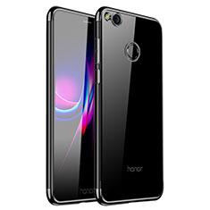 Coque Ultra Fine TPU Souple Housse Etui Transparente H01 pour Huawei Nova Lite Noir