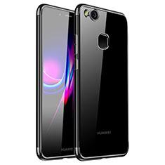 Coque Ultra Fine TPU Souple Housse Etui Transparente H01 pour Huawei Nova Noir