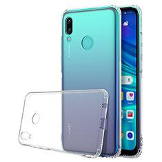 Coque Ultra Fine TPU Souple Housse Etui Transparente H01 pour Huawei P Smart (2019) Clair