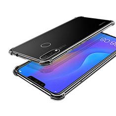 Coque Ultra Fine TPU Souple Housse Etui Transparente H01 pour Huawei P Smart+ Plus Clair