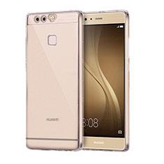 Coque Ultra Fine TPU Souple Housse Etui Transparente H01 pour Huawei P9 Plus Clair