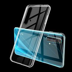 Coque Ultra Fine TPU Souple Housse Etui Transparente H01 pour Realme X50m 5G Clair