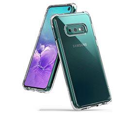 Coque Ultra Fine TPU Souple Housse Etui Transparente H01 pour Samsung Galaxy S10e Clair