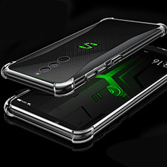 Coque Ultra Fine TPU Souple Housse Etui Transparente H01 pour Xiaomi Black Shark Helo Clair