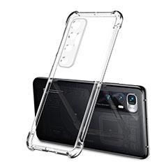 Coque Ultra Fine TPU Souple Housse Etui Transparente H01 pour Xiaomi Mi 10 Ultra Clair