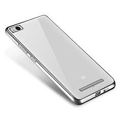 Coque Ultra Fine TPU Souple Housse Etui Transparente H01 pour Xiaomi Mi 4C Argent