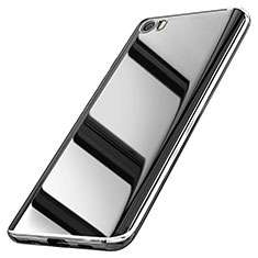 Coque Ultra Fine TPU Souple Housse Etui Transparente H01 pour Xiaomi Mi 5 Argent