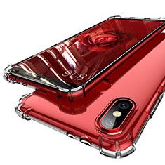 Coque Ultra Fine TPU Souple Housse Etui Transparente H01 pour Xiaomi Mi 6X Clair