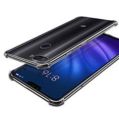 Coque Ultra Fine TPU Souple Housse Etui Transparente H01 pour Xiaomi Mi 8 Lite Clair
