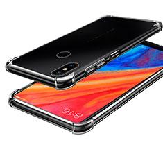Coque Ultra Fine TPU Souple Housse Etui Transparente H01 pour Xiaomi Mi Mix 2S Clair