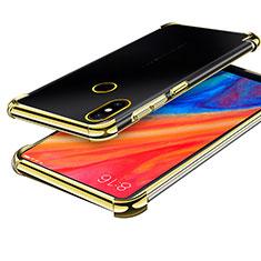 Coque Ultra Fine TPU Souple Housse Etui Transparente H01 pour Xiaomi Mi Mix 2S Or