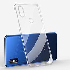 Coque Ultra Fine TPU Souple Housse Etui Transparente H01 pour Xiaomi Mi Mix 3 Clair
