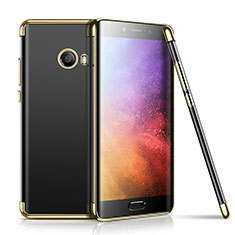 Coque Ultra Fine TPU Souple Housse Etui Transparente H01 pour Xiaomi Mi Note 2 Special Edition Or